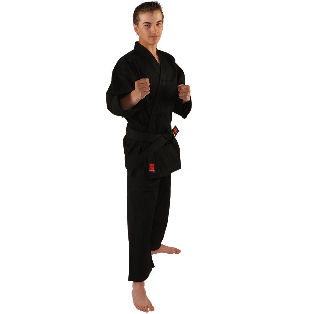 Essimo Karatepak Sensei Zwart