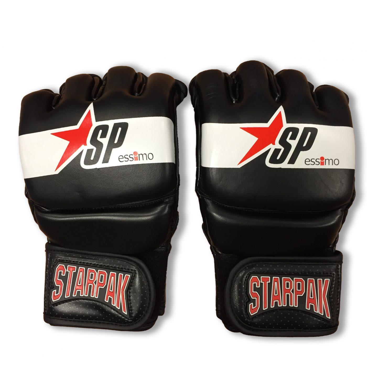 """Essimo Starpak """"UFC"""" MMA Handschoenen"""