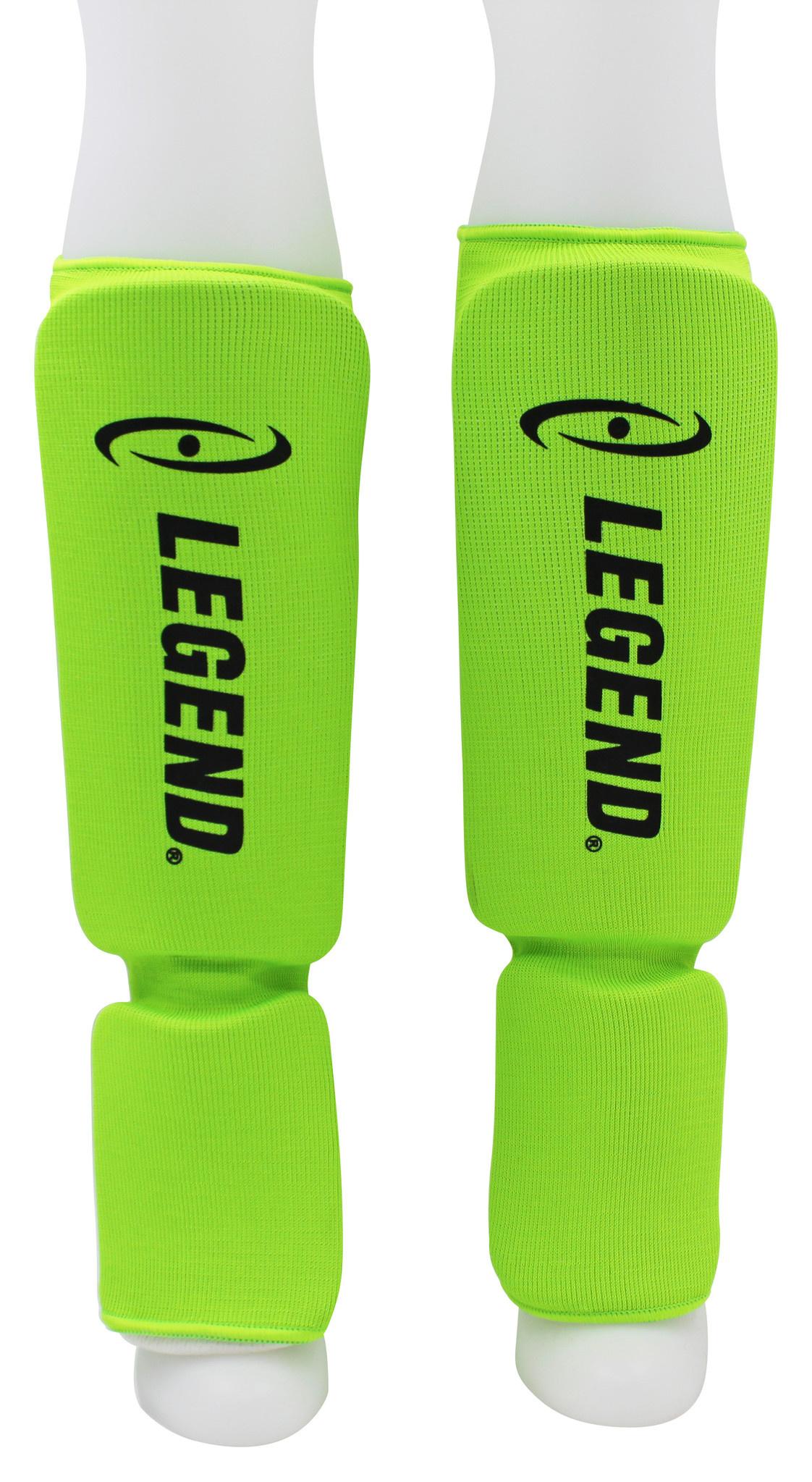 Scheenbeschermers Legend Easy Neon Groen