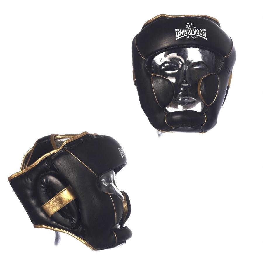 Ernesto Hoost Elite Pro Head Guard Leather
