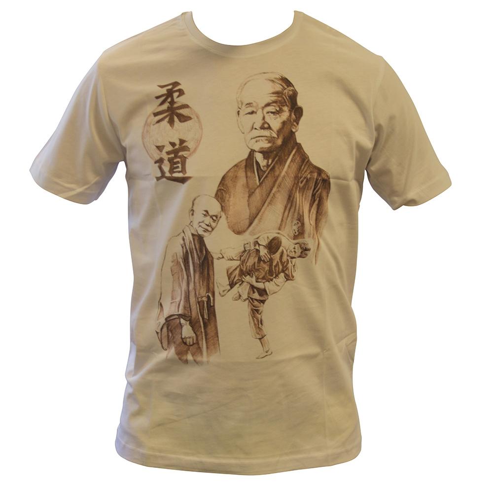T-shirt ''Kano'' - Wit