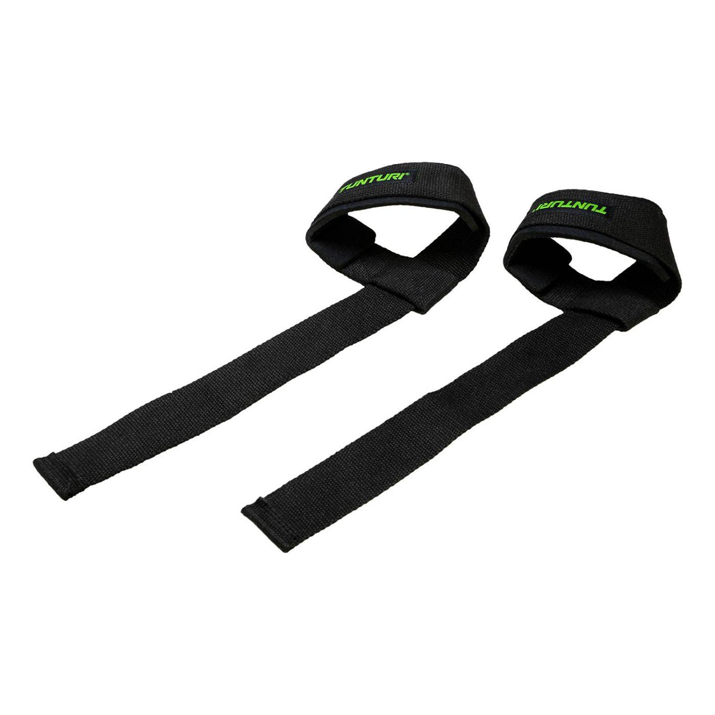 Tunturi Lifting Straps - wrist straps - Padded