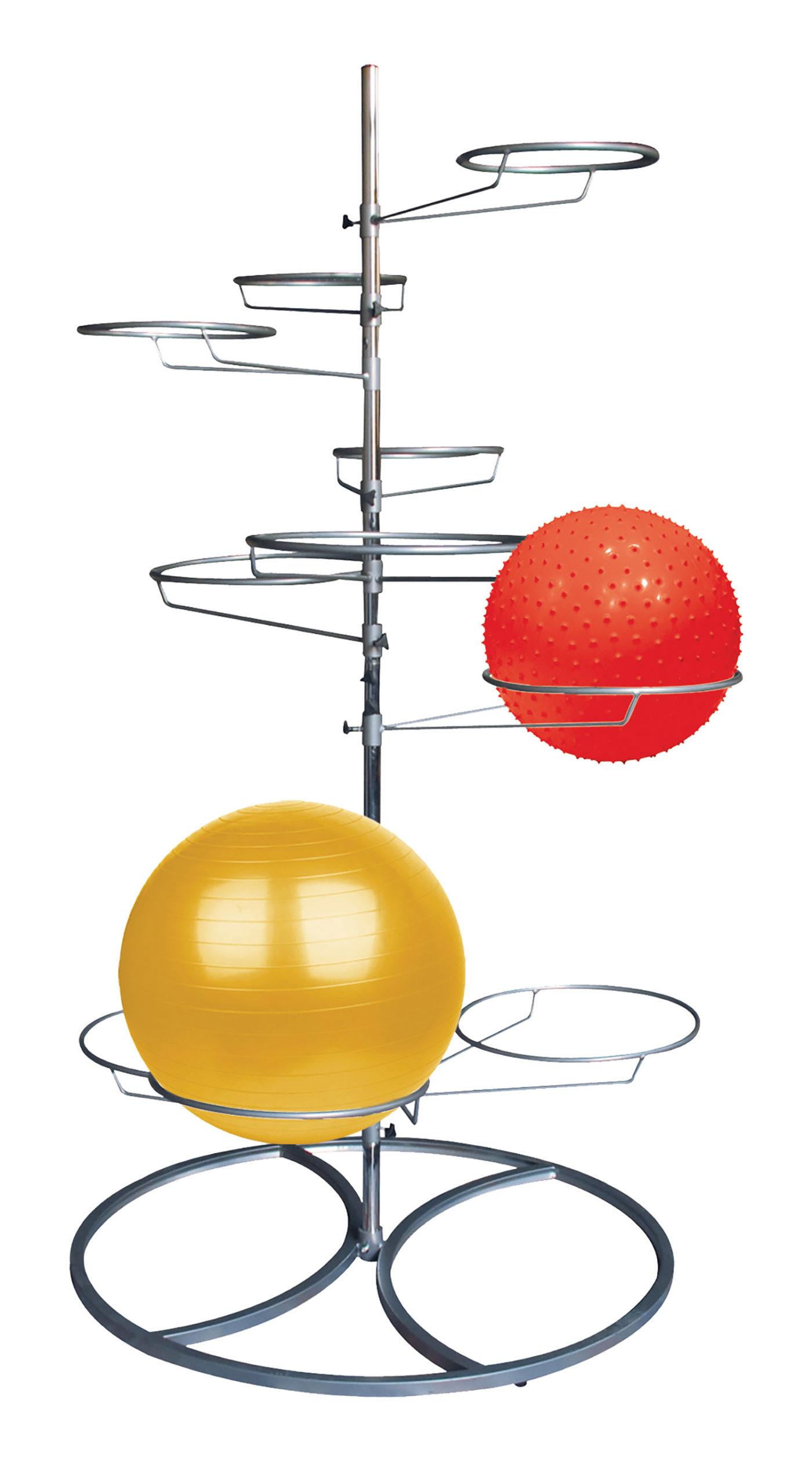 Tunturi Gymball Houder - Fitnessbal houder
