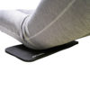 Tunturi AB roller- Buikspiertrainer - Trainingswiel - met NBR kniemat