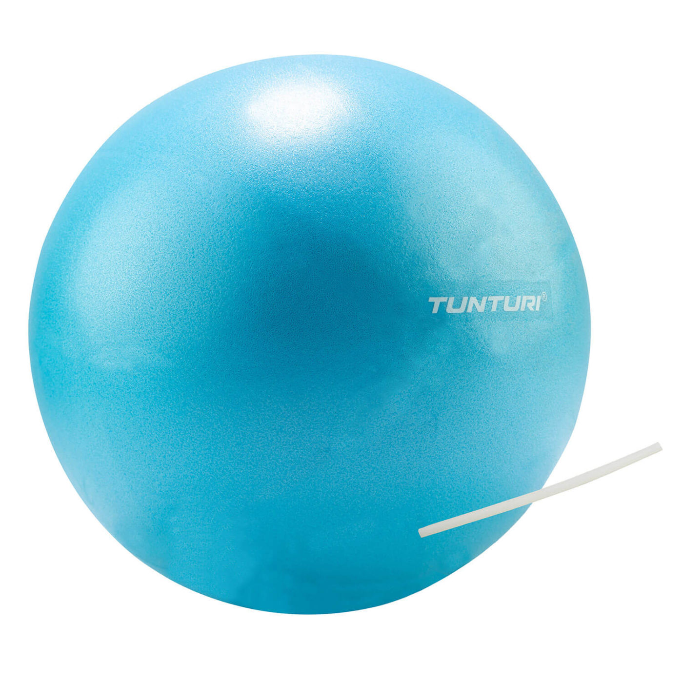 Tunturi Fitnessbal - Yoga bal - Gymball - 25cm diameter - Blauw