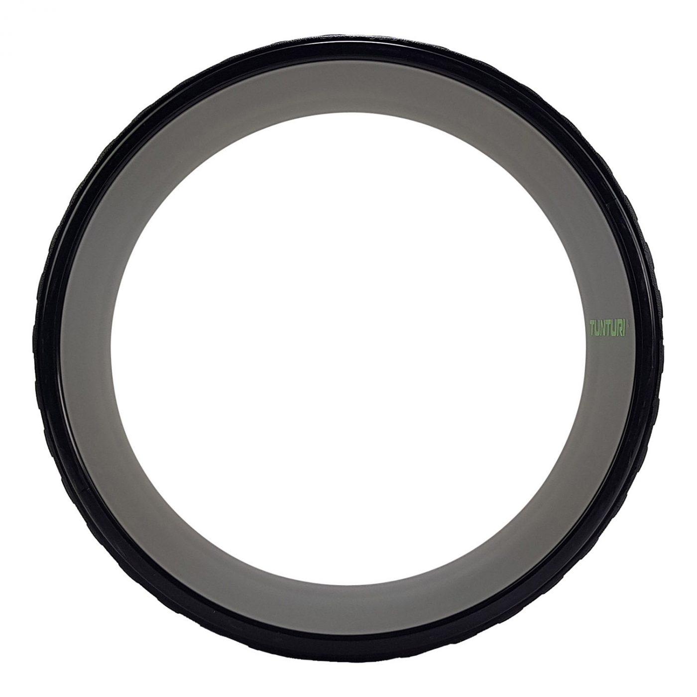 Tunturi Yoga Wheel - Yoga wiel - EVA - Zwart