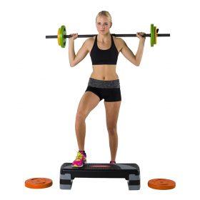Tunturi Compact Step - Aerobic Stepper - Verstelbaar