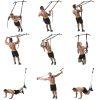 Tunturi Crossfit Trainer - Crossfit gear - Crossfit set - Crossfit Suspension