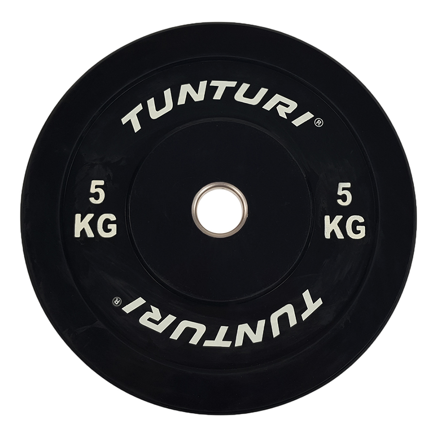 Tunturi Halterschijf 5kg (Black)