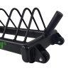 Tunturi Verrijdbare halterschijf Plate Carry Rack