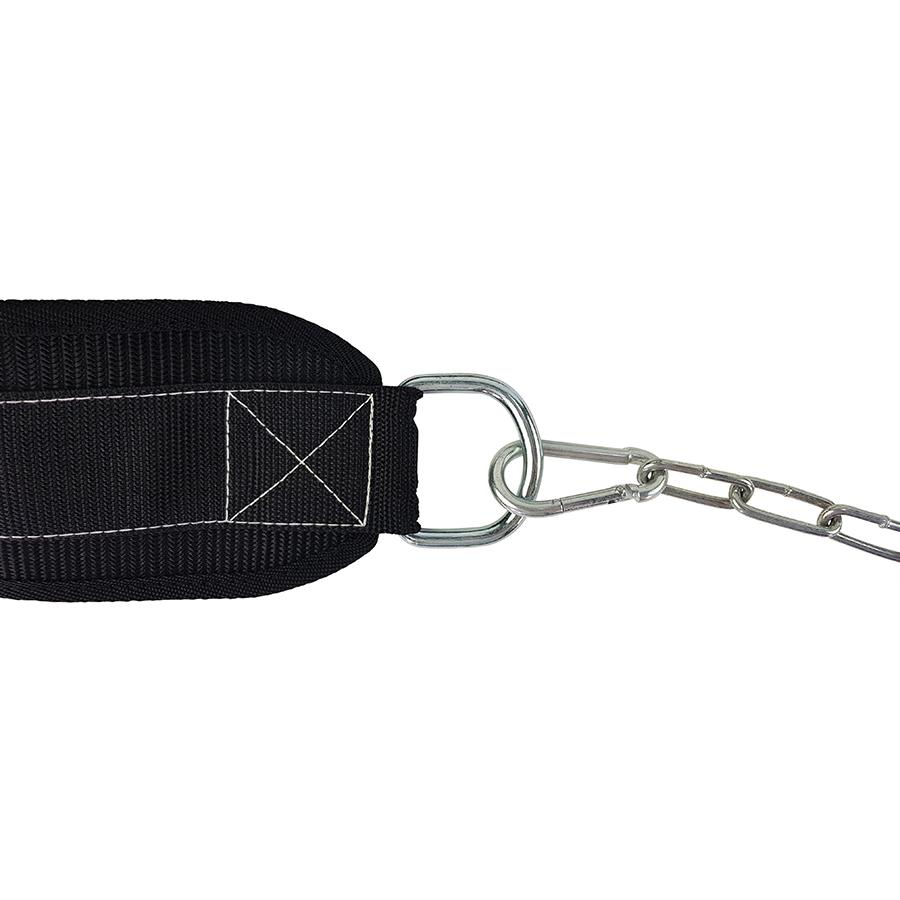Tunturi EVA Dip belt - Dip riem met ketting