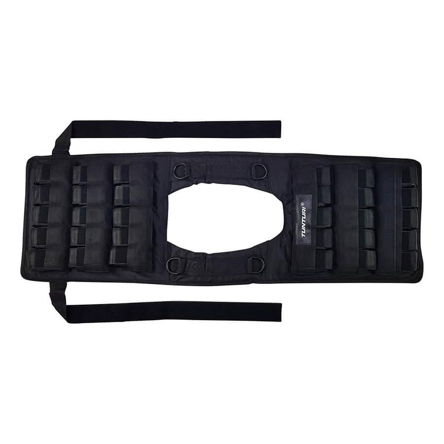 Tunturi Gewichtvest - Verstelbaar  Pro - (30 kg)