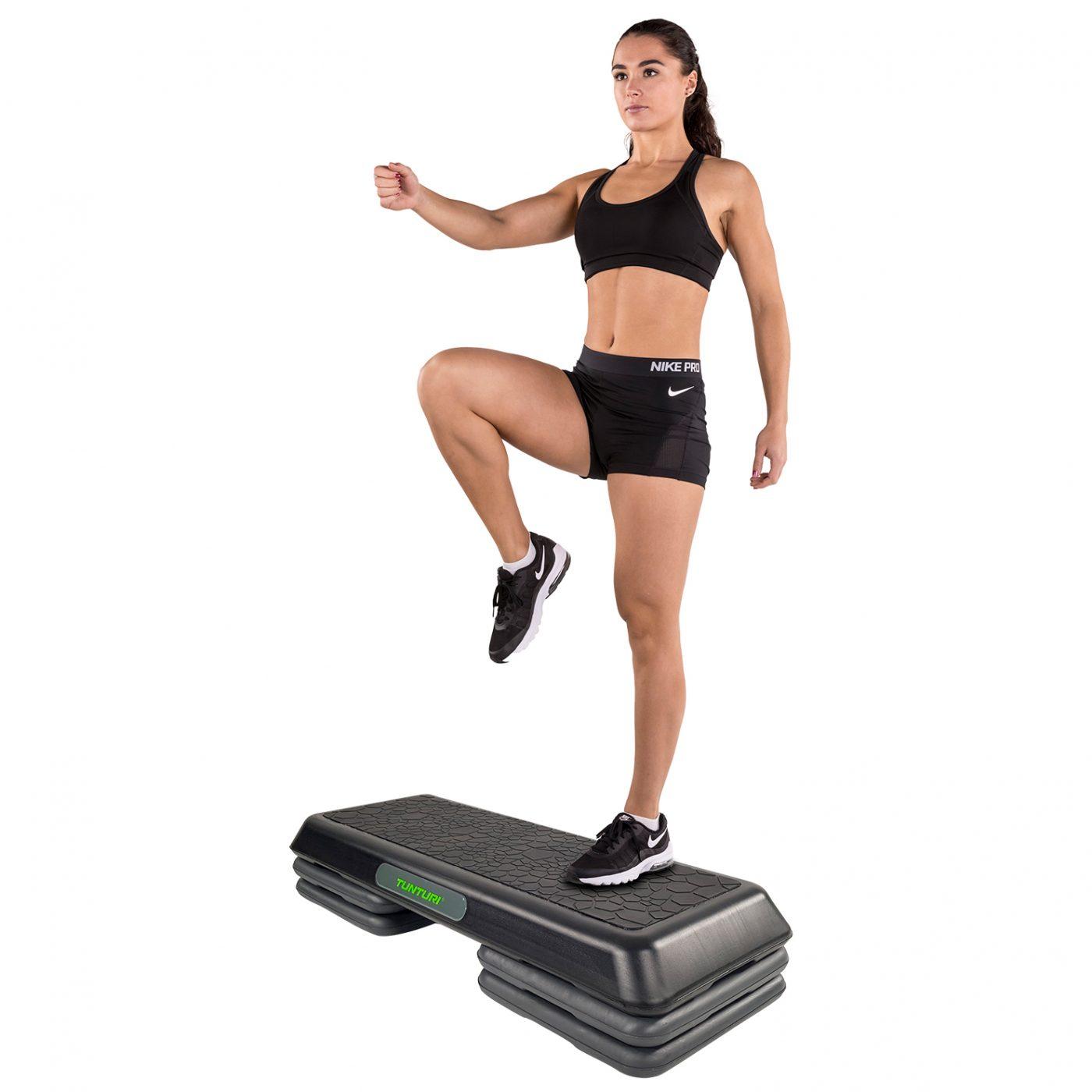Tunturi Aerobic step - Fitness step verstelbaar