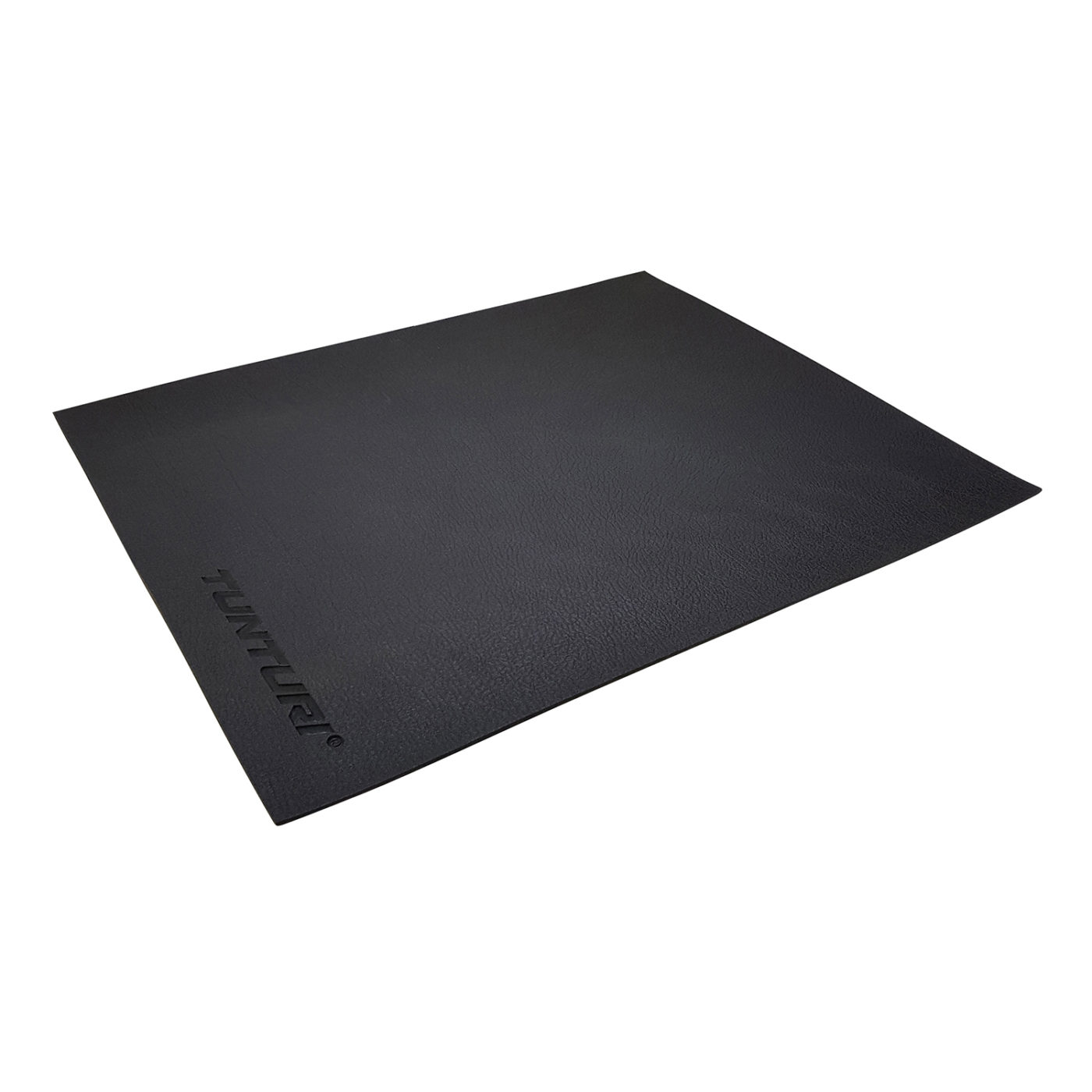 Tunturi Stoelfiets mat - Bewegingstrainer mat - Vloerbeschermmat