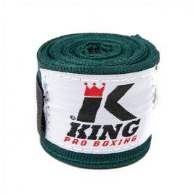 King Pro Boxing KPB/BPC DARK GREEN