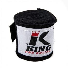 King Pro Boxing KPB/BPC BLACK