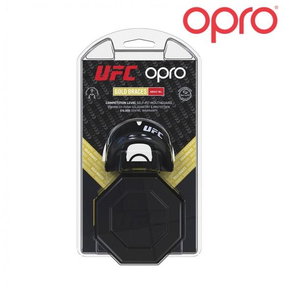 UFC OPRO Goud Braces