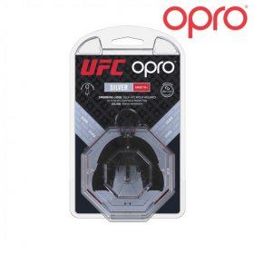 UFC OPRO Zilver JR Zwart/Rood