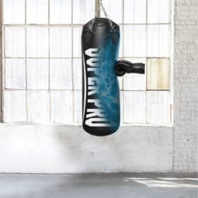 Super Pro Water-Air Punchbag  zwart