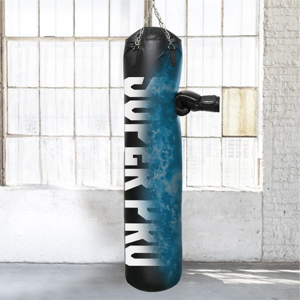 Super Pro Water-Air Punchbag  zwart