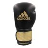 adidas Bokshandschoenen Speed Pro Zwart/Goud 12oz