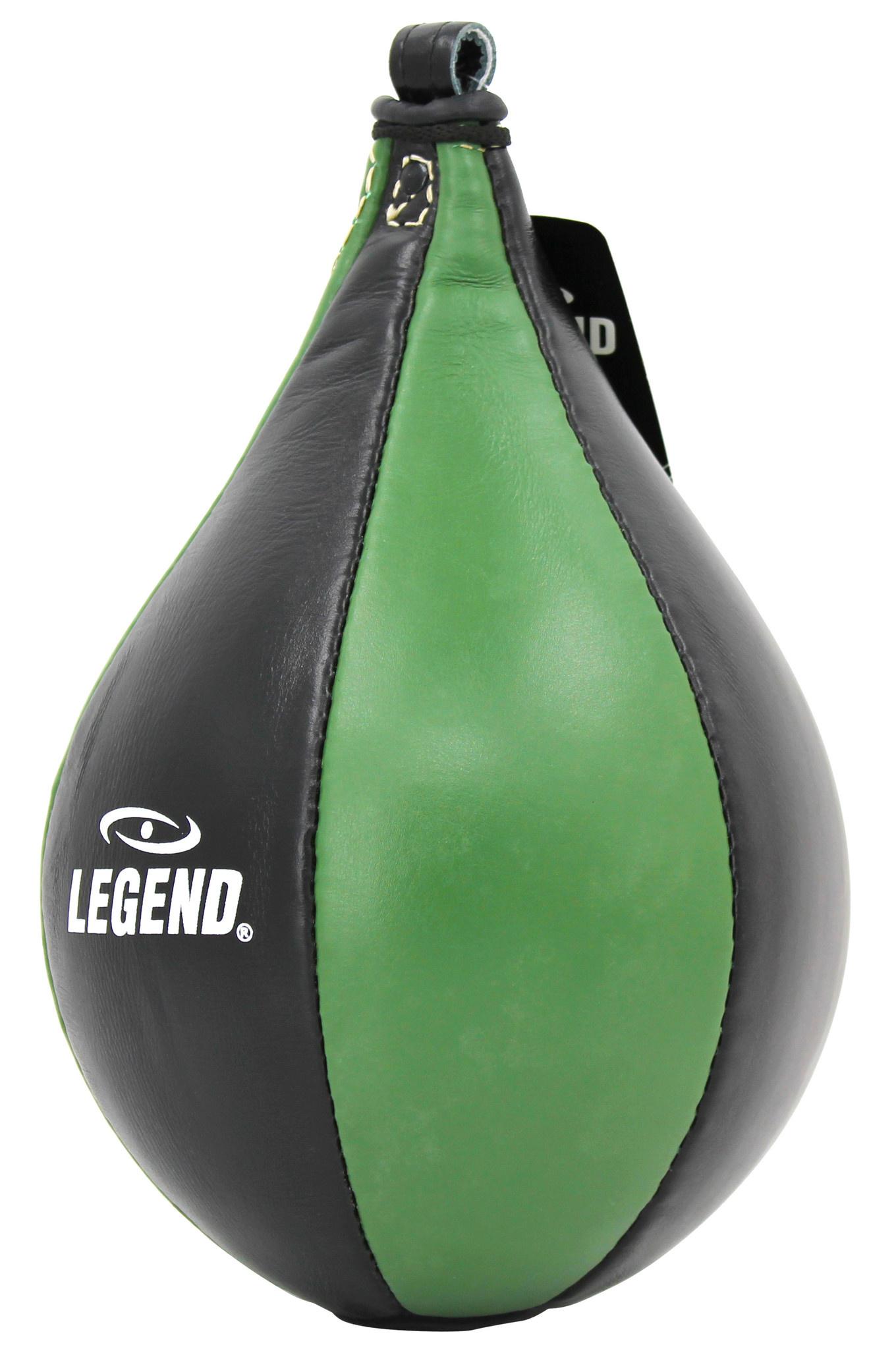 Lederen Boksbal legend speedball Wit of Army