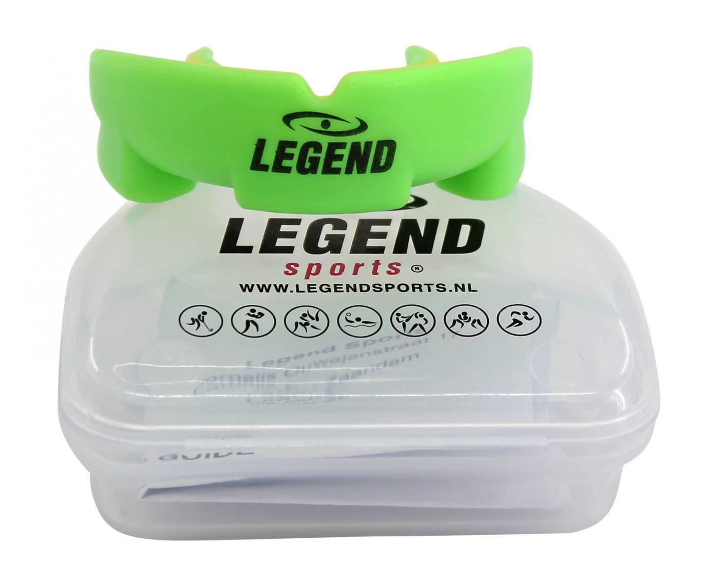 Legend Anti Shock Frame Gel Protect Bitje Groen