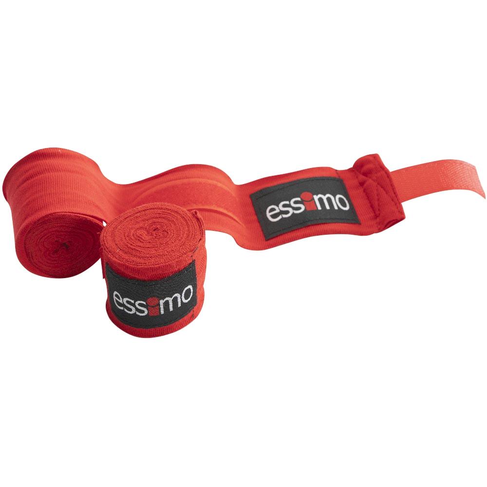 Essimo Bandages Licht Elastisch - Red