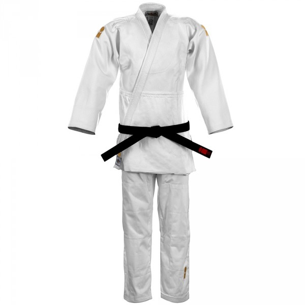 Essimo Judopak IJF ''Old Model'' Slim Fit Wit