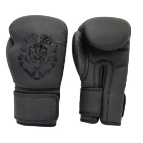 Leo Ladies Gloves - Black/Black