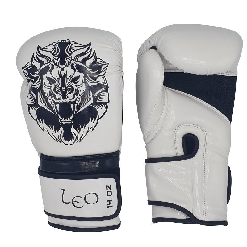 Leo Osaka Gloves - White