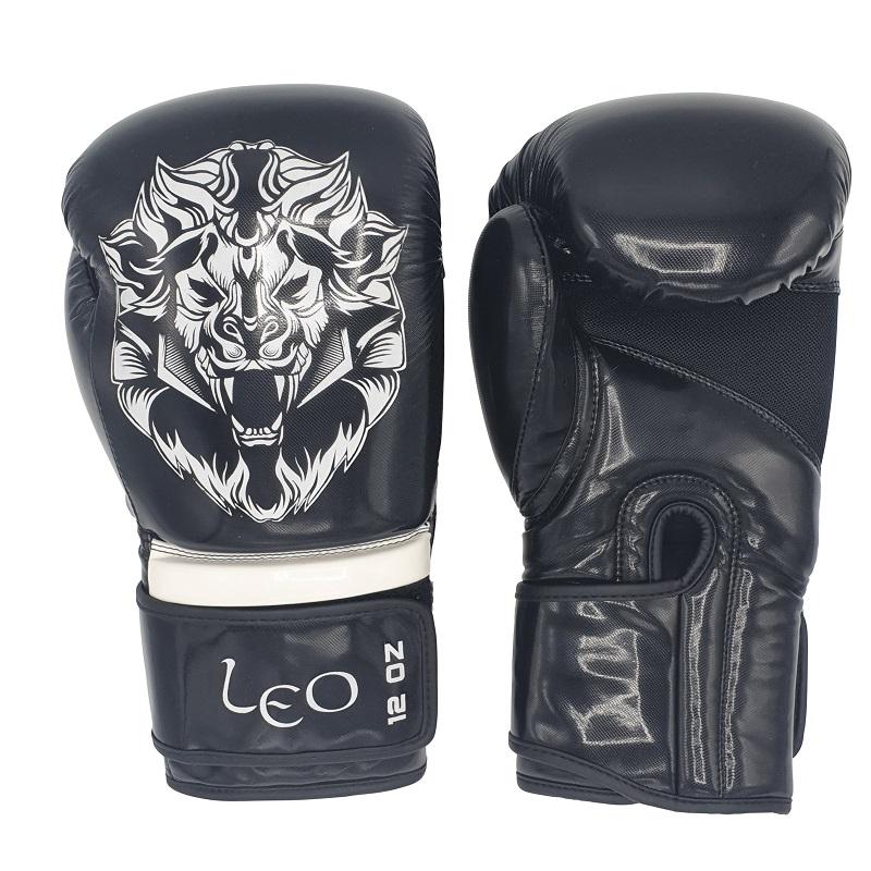 Leo Osaka Gloves - Black