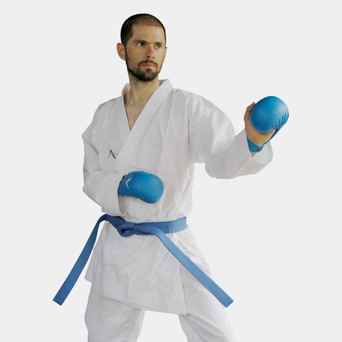 Arawaza Karatepak Kumite Deluxe - WKF Approved - maat 4 / 170