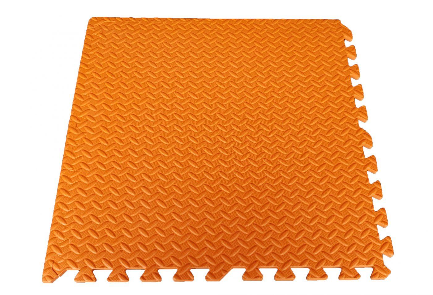 Legend Puzzelmat 1,2CM Oranje
