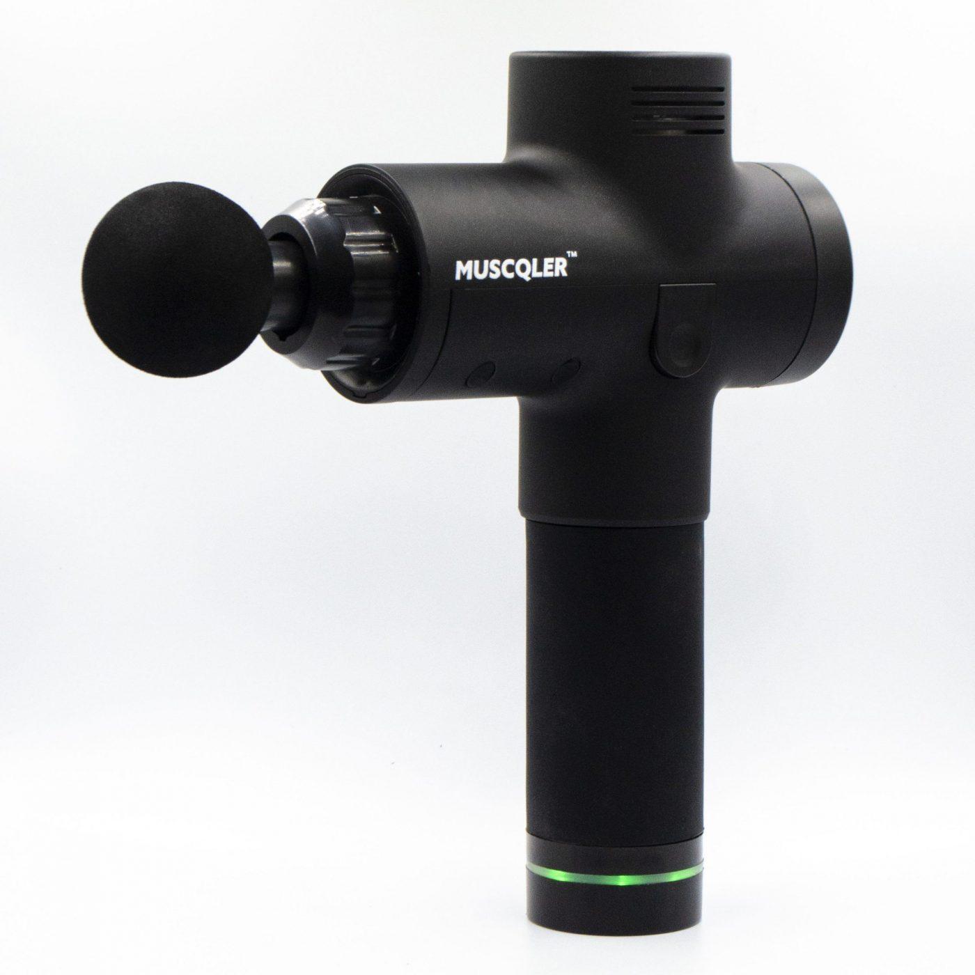 MUSCQLER™ Pro Fit Massage Gun