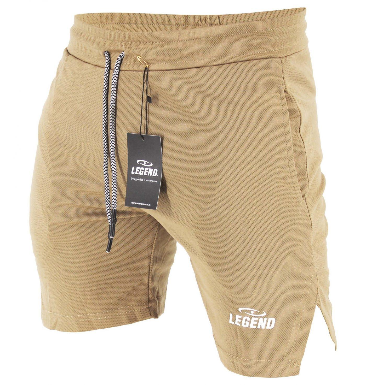 Legend Pro Sport Short Khaki