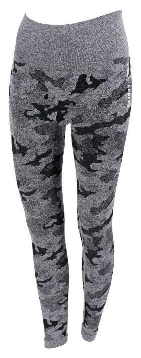 Dames Sportlegging Army Gray