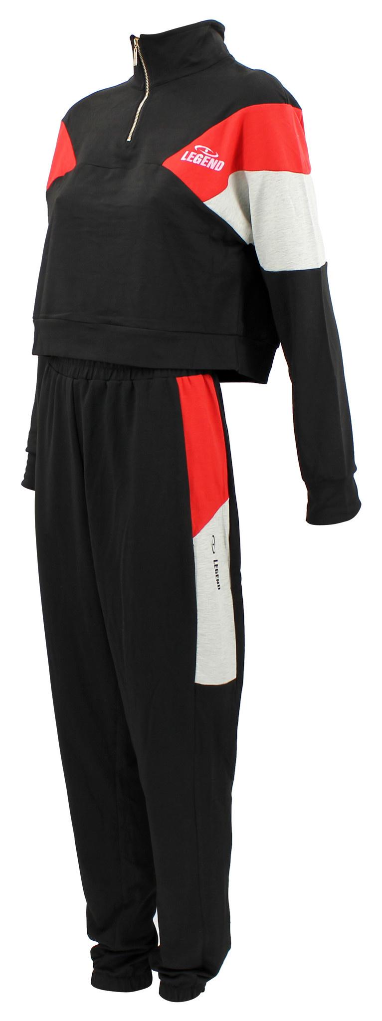 Dames Lifestyle suit Black