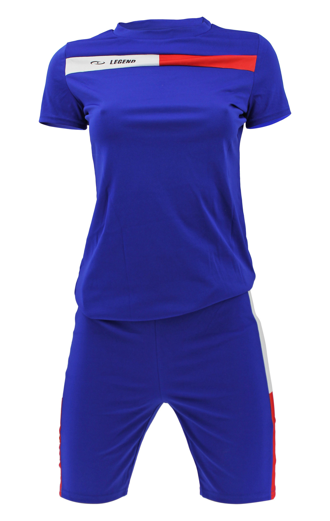 Allround Dames Sport-Outfit Blue