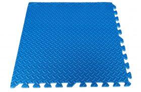 Legend Puzzelmat 1,2CM Blauw