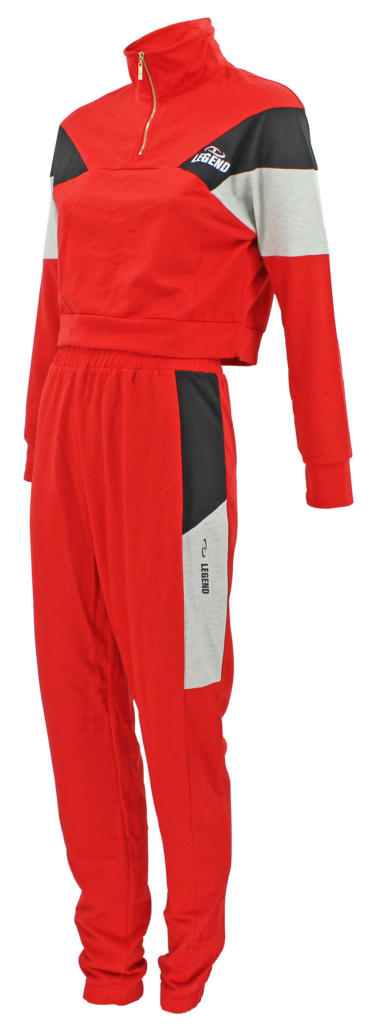 Dames Lifestyle suit Red