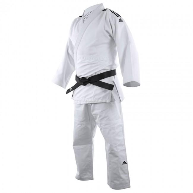 Adidas Judopak J690 Quest Wit/Zwart