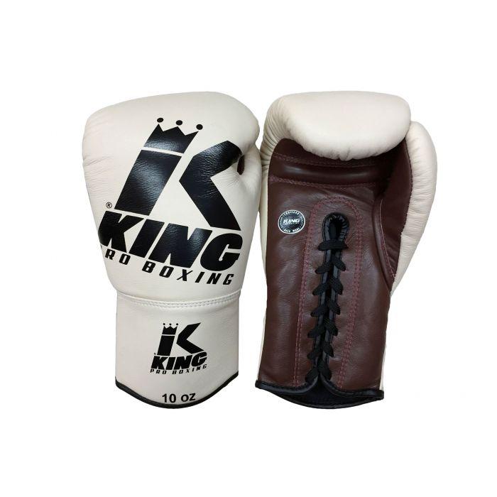 King PRO BOXING  kickbokshandschoenen KPB/BG Laces 4
