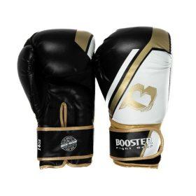 Booster kickbokshandschoenen BT sparring V2 gold
