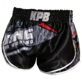 King Pro Boxing (kick)boksbroekje Star Vintage Stone