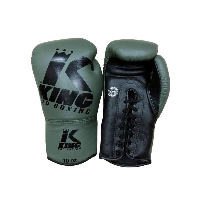 King PRO BOXING  kickbokshandschoenen KPB/BG Laces 3
