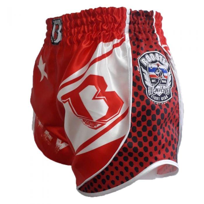 Hybrid Booster (kick)boksbroekje AD Turkey