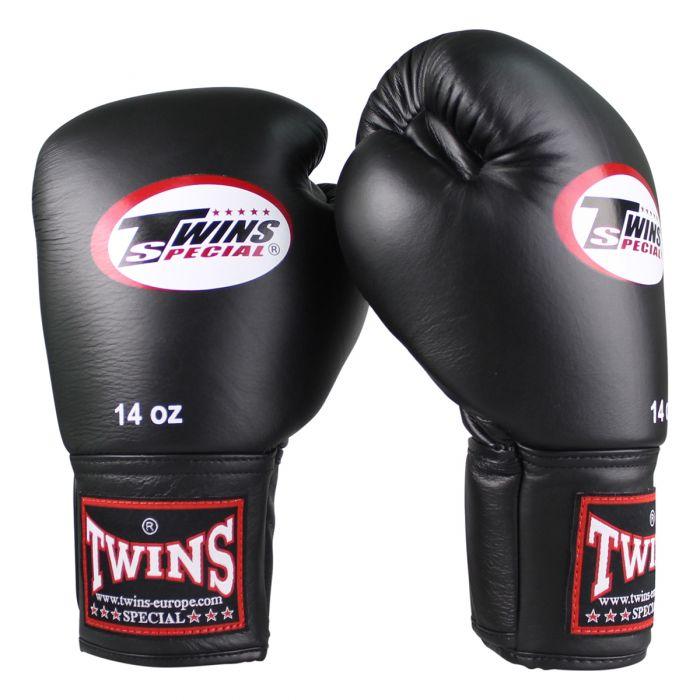 Twins kickbokshandschoenen BGVF BLACK