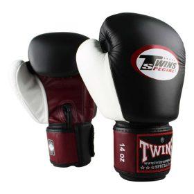 Twins kickbokshandschoenen BGVL 4 RED-BLACK-WHITE