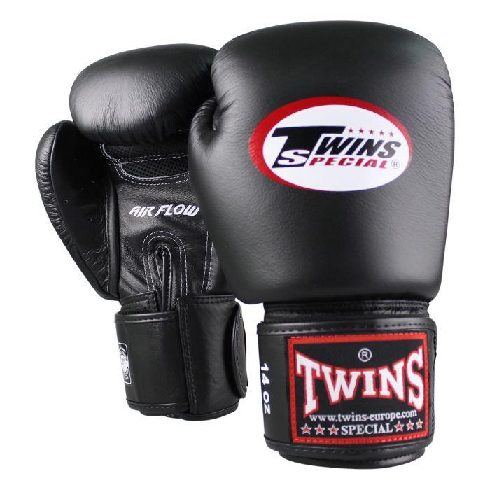 Twins kickbokshandschoenen BGVL 3 AIR BLACK
